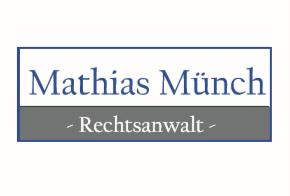 Rechtsanwalt Mathias Münch