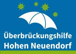 Beantragung der Überbrückungshilfe der Stadt Hohen Neuendorf, ab sofort möglich